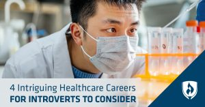 Careers For Introverts In Healthcare